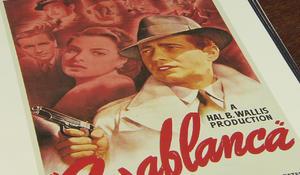 Movie poster master Bill Gold