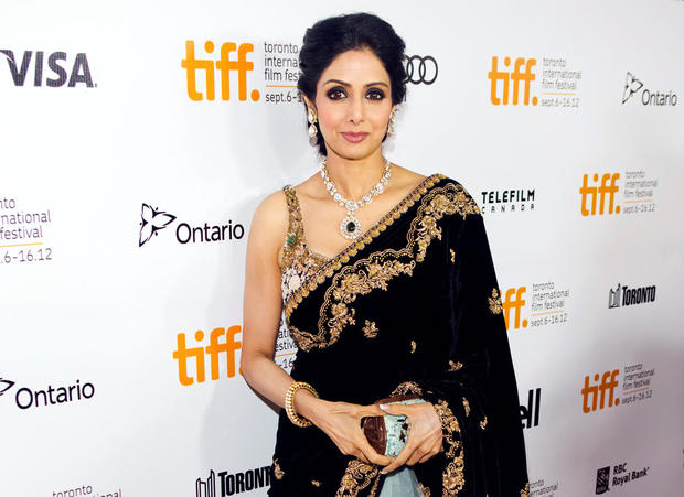 "FILE PHOTO: Kapoor arrives for the gala presentation of  ""English Vinglish""  during the Toronto International Film Festival"