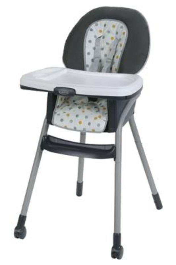 Recall Nearly 40 000 High Chairs Sold At Walmart Pose Falling Risk