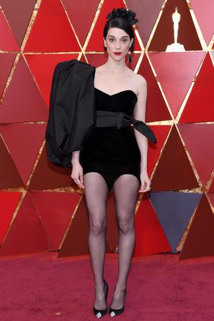 Oscars 2018 red carpet