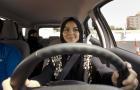 Saudi Women Steer The Wheel
