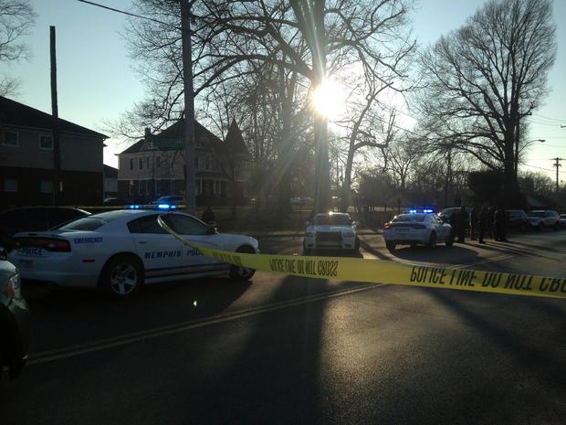 Memphis Police Shooting