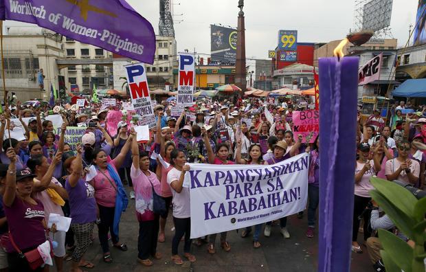 Philippines International Women's Day