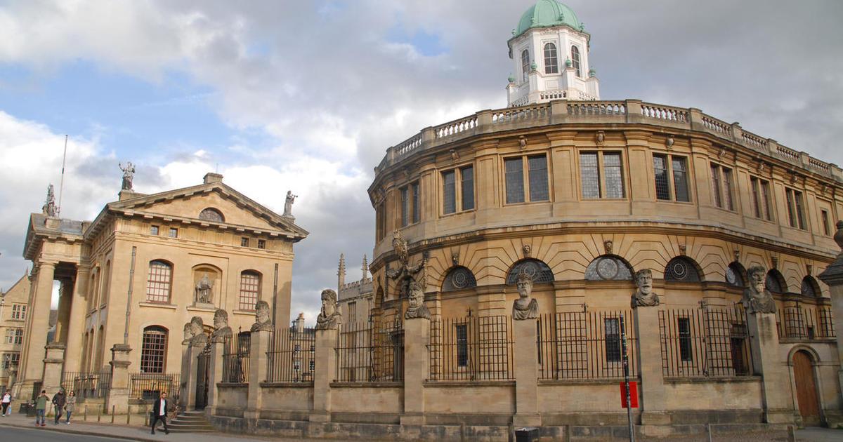 Oxford university apologizes for image of female worker - Edinburgh university admissions office ...