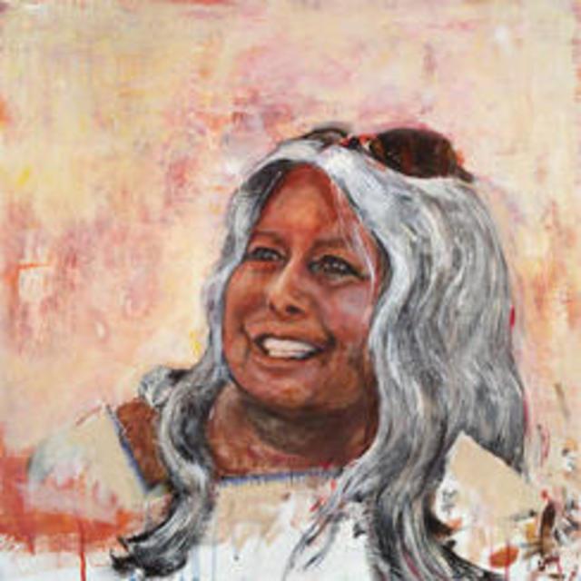 Joan Baez On Her Paintings Of Mischief Makers Cbs News