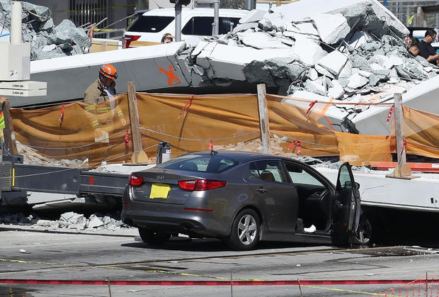 Deadly bridge collapse at Florida International University