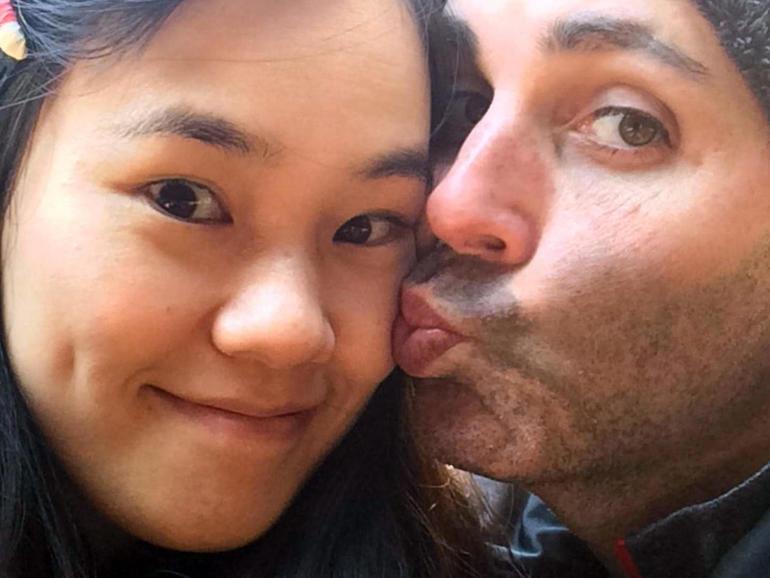 Landy Yin Yan and Stephen Nichols