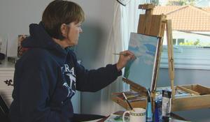 Savants: A sudden talent at painting