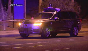 Should self-driving Uber have sensed woman coming before fatal accident?