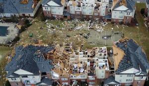 Alabama picks up the pieces after devastating tornadoes