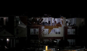 Tornadoes cause significant damage in South