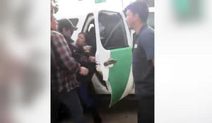 Undocumented immigrant arrested in viral video released without charge