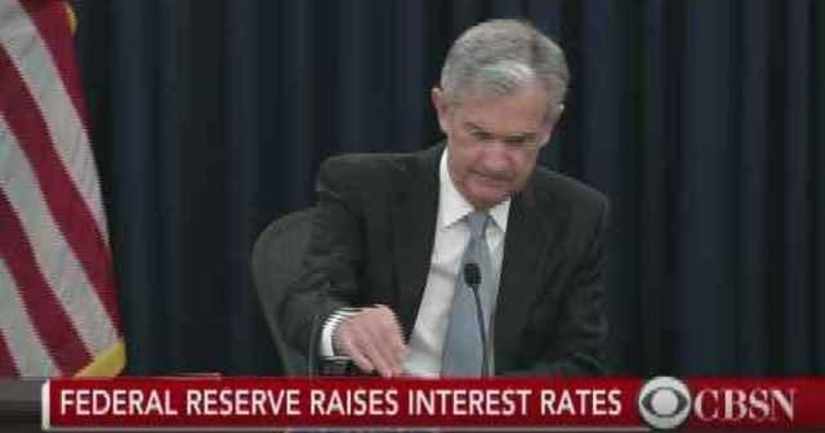 Mpa Testifies For Rate Increase To >> Fed Tipped To Hike Interest Rates Cbs News