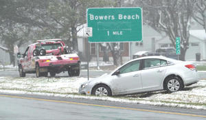 Nor'easter leaves trail of heavy snow and power outages