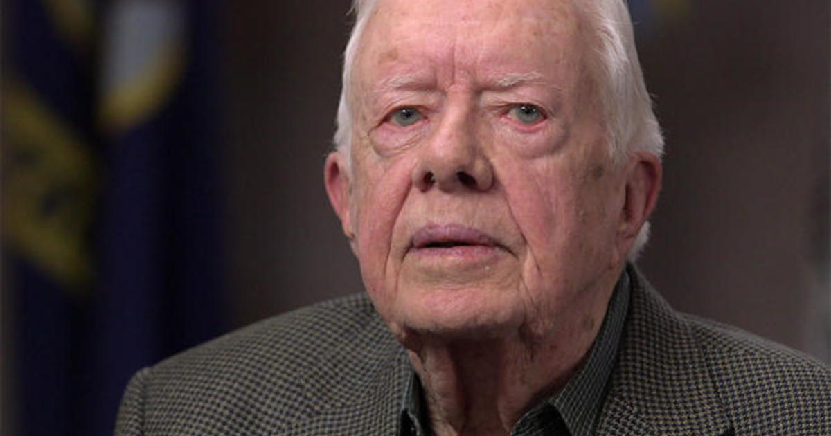 "Jimmy Carter: My preference would be that Trump ""not be ..."