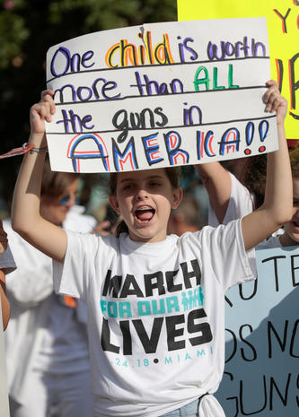 March for Our Lives rallies