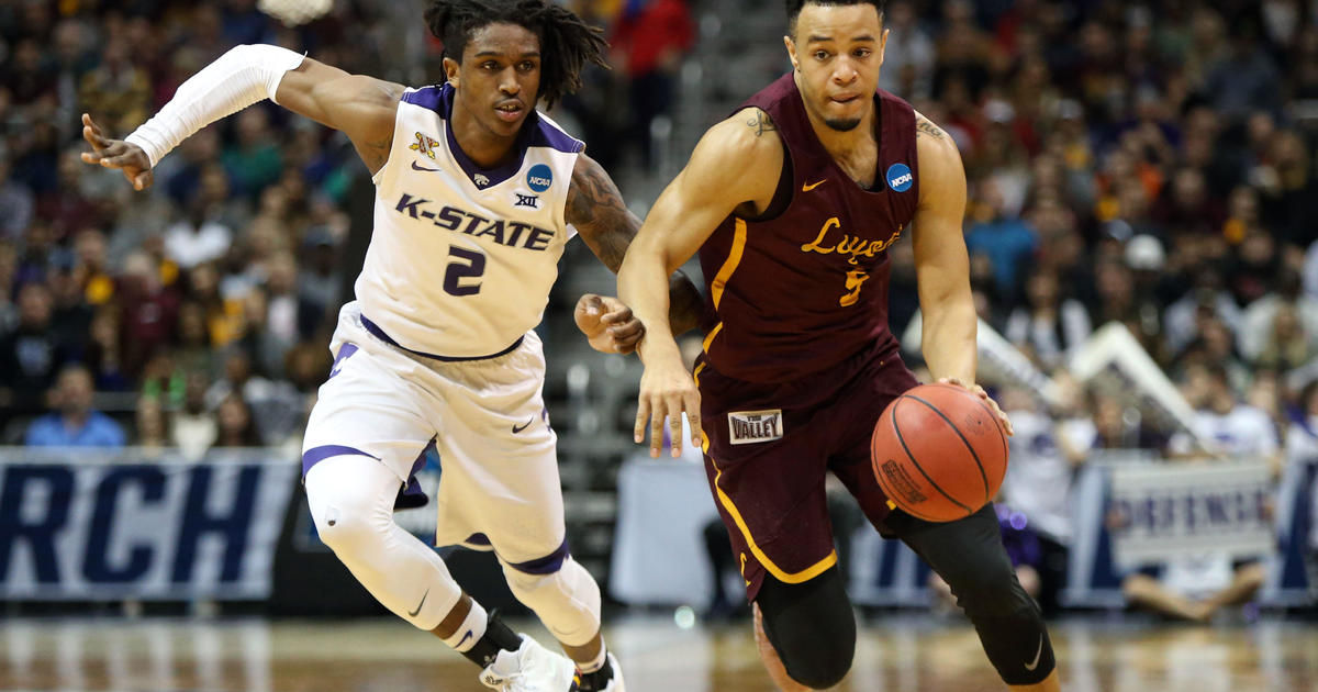 Loyola tops Kansas State, will head to Final Four - CBS News