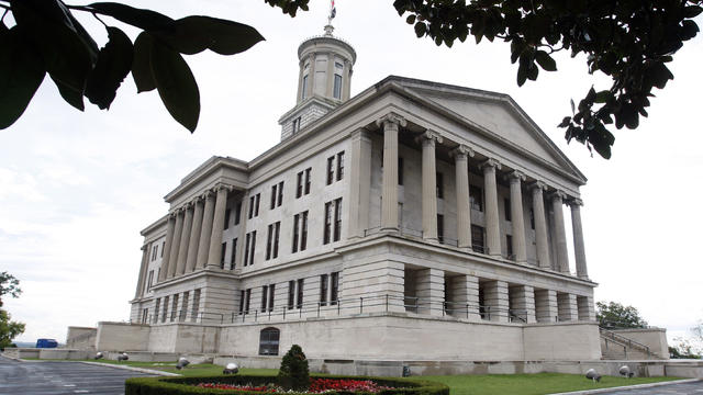 Tennessee Capitol Birthday