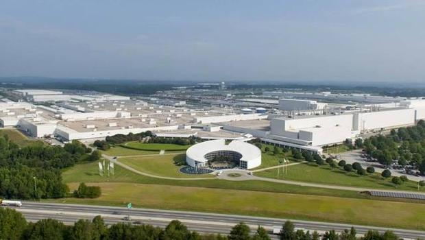 Dispatch: Law enforcement, EMS responding to reported injury at Upstate BMW plant