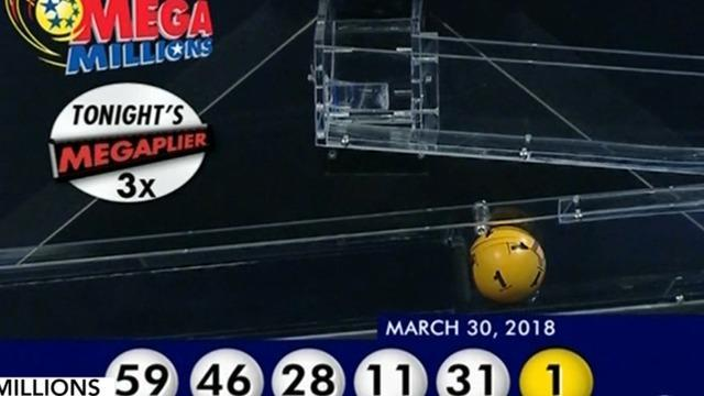 Mega Millions Winning Numbers One Ticket Sold For 521 Million Jackpot In New Jersey Cbs News