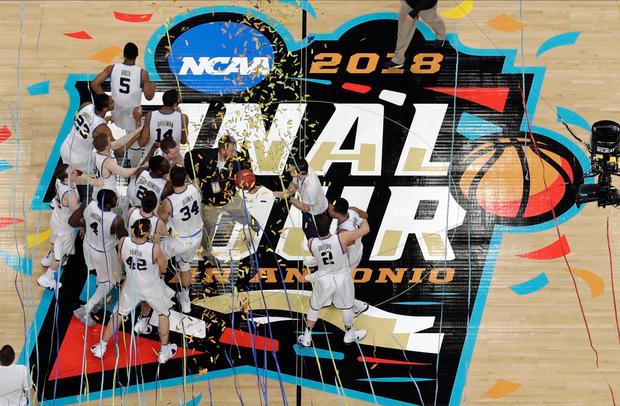 Villanova beats Michigan 79-62 to win 3rd NCAA National ...