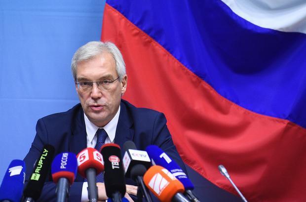 BELGIUM-RUSSIA-NATO-DIPLOMACY