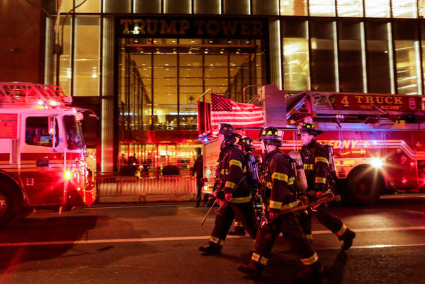 Trump Tower fire victim was an art collector, spent time with Andy Warhol