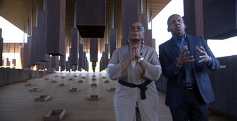 Inside The Memorial To Victims Of Lynching 60 Minutes Oprah Winfrey