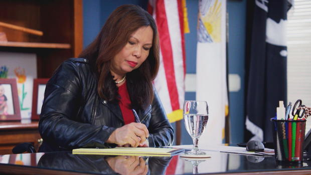Sen. Tammy Duckworth reflects on the hardships that have defined her