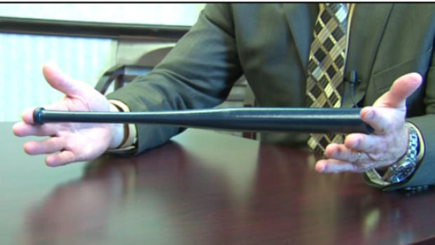 School district arms teachers with baseball bats