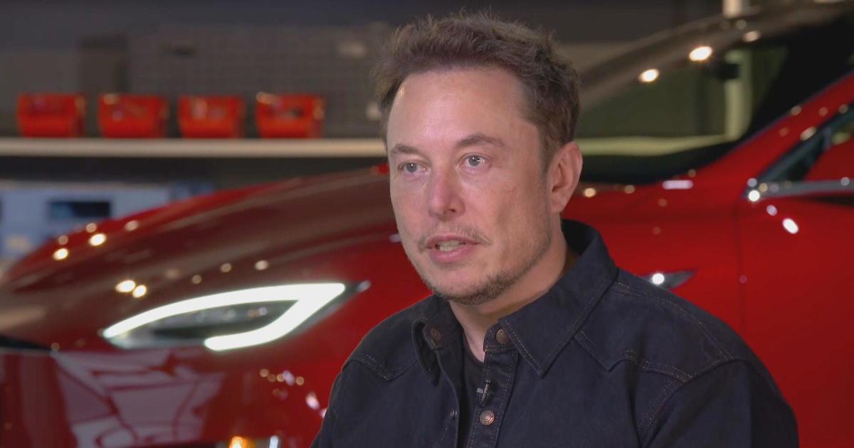 Elon Musk, Tesla CEO, on Model 3 production; says social