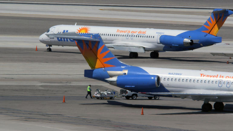 Allegiant Air Investigated by 60 Minutes