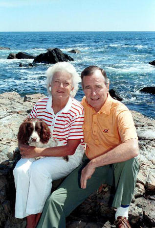 First Lady First Mother Barbara Bush 1925 2018 Pictures Cbs News