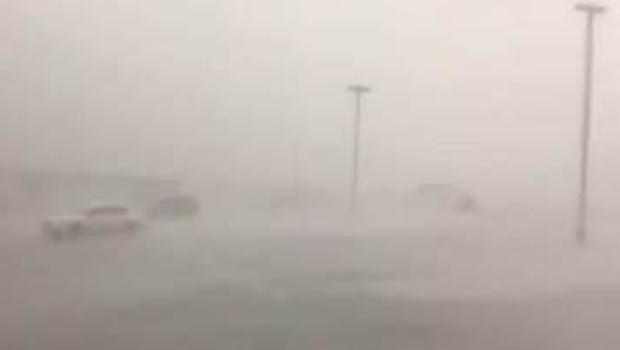 Tornado touches down in Greensboro, NC