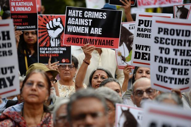 INDIA-CRIME-RAPE-POLITICS