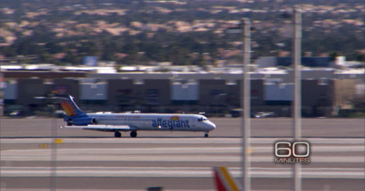 Allegiant Air safety record scrutinized on