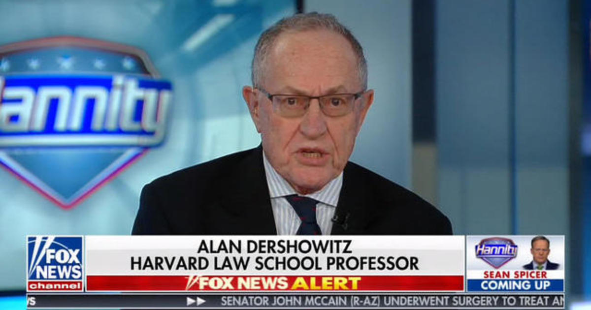 Image result for One on One with Alan Dershowitz- Nov. 1, 2018.
