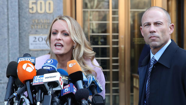 Judge dismisses Stormy Daniels' defamation lawsuit against Trump