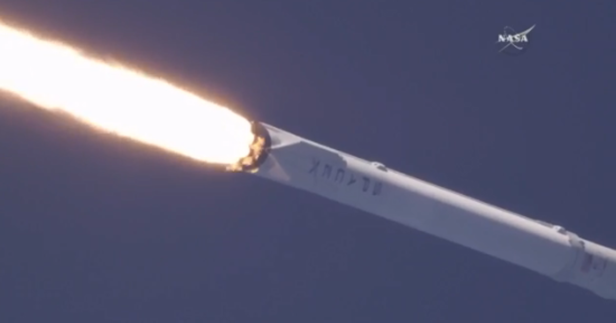 SpaceX launches NASA planet-hunting satellite - CBS News