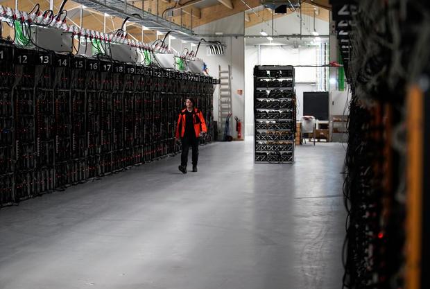 Iceland Bitcoin