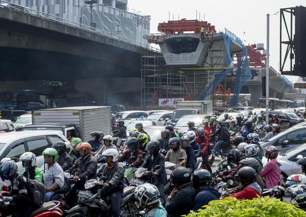 INDONESIA-ECONOMY-AUTO