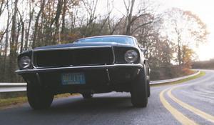 """The return of Steve McQueen's """"Bullitt"""" Mustang"""