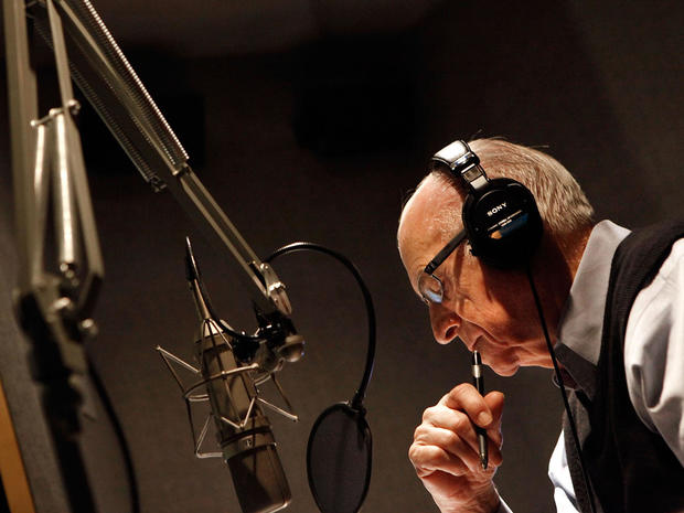 Carl Kasell Retires From National Public Radio