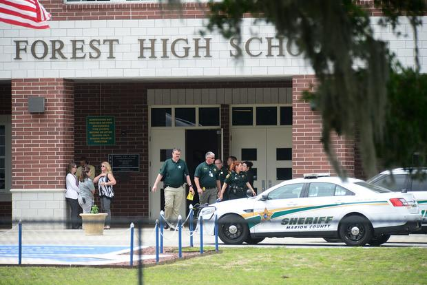 Shooting At High School In Florida Injures One