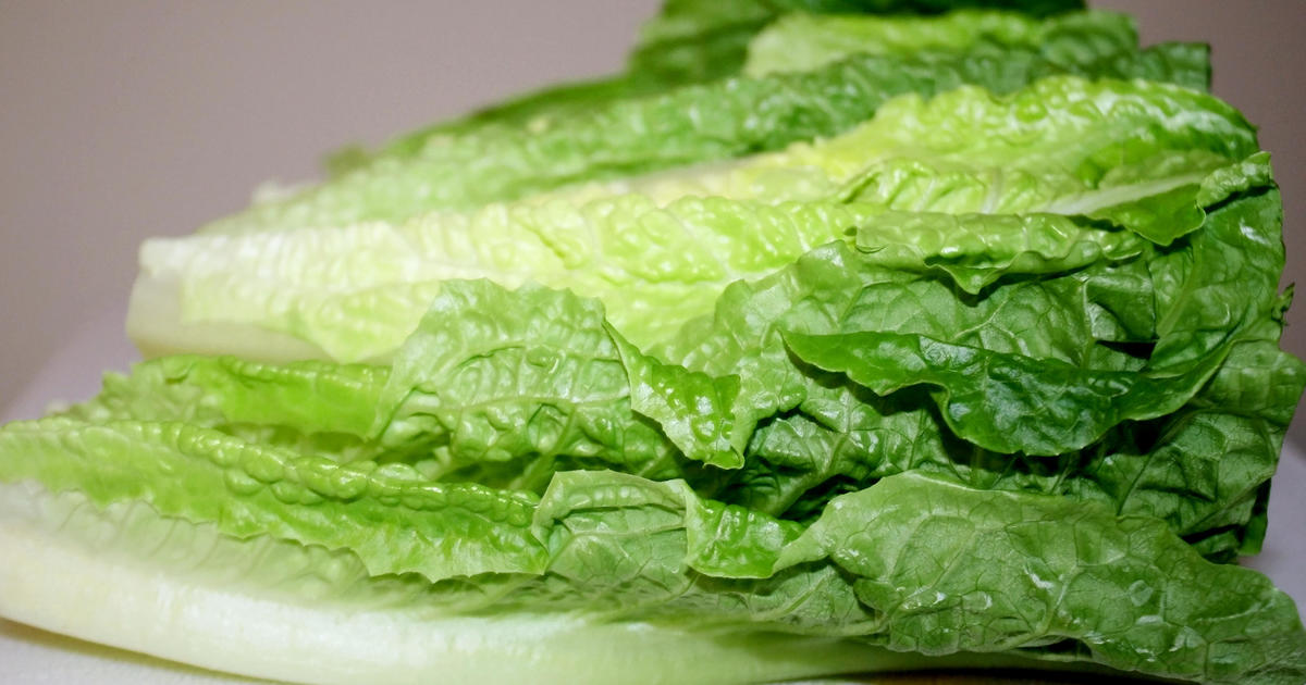 cbsnews.com - CDC warns not to eat romaine lettuce amid new E. coli outbreak