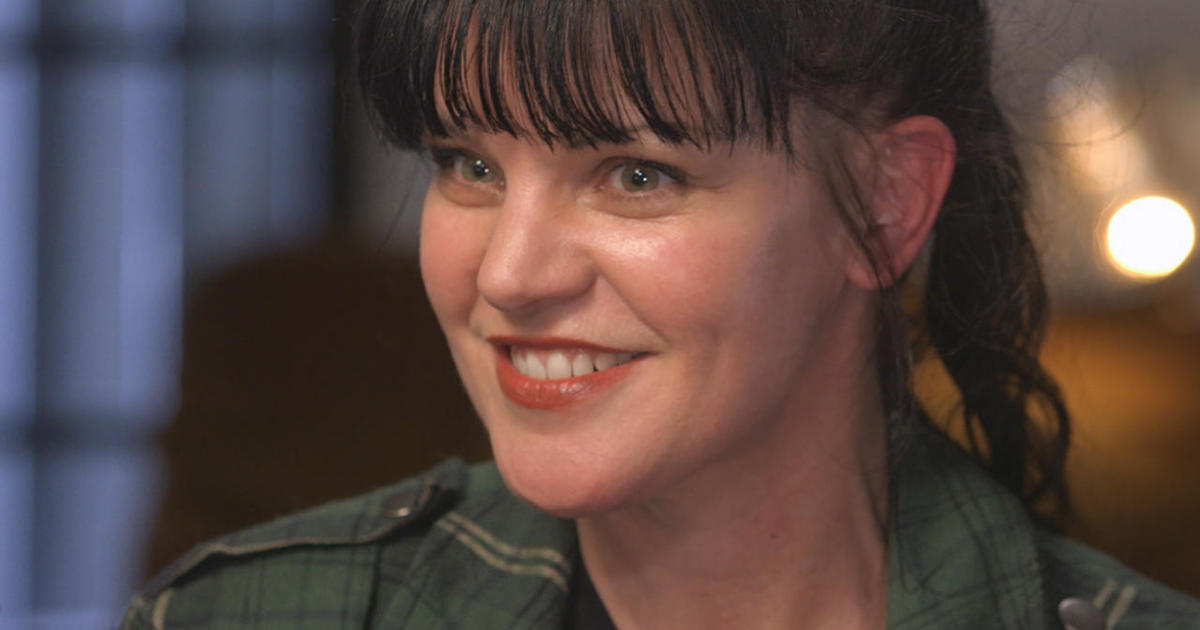Pauley Perrette On Life Beyond Ncis After 15 Years As Abby Cbs News