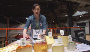 Crowning the Big Cheese at the Cheesemonger Invitational