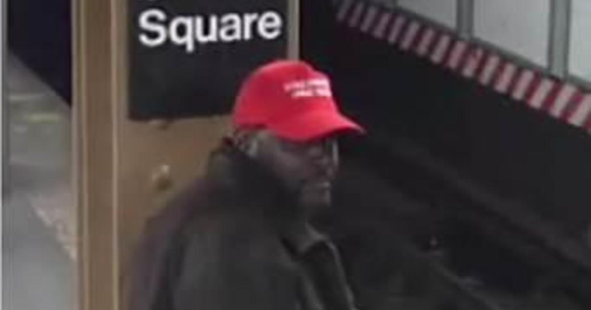 Man wearing MAGA hat allegedly pushed man onto NYC subway tracks, police say
