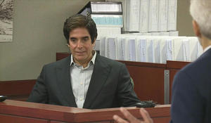 """Magician David Copperfield's """"13"""" trick revealed in court"""
