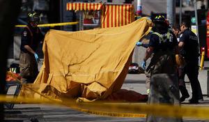 Toronto van rampage highlights importance of street safety